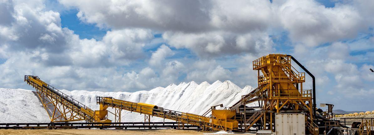 """""""数据是否使矿产资源有限公司有吸引力的投资"""