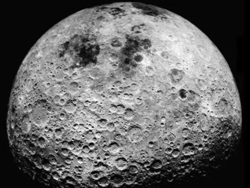 外星资源产业为月球射击