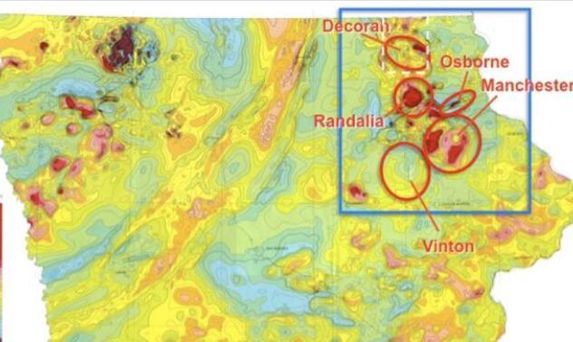 官员们关注温尼希克县的采矿